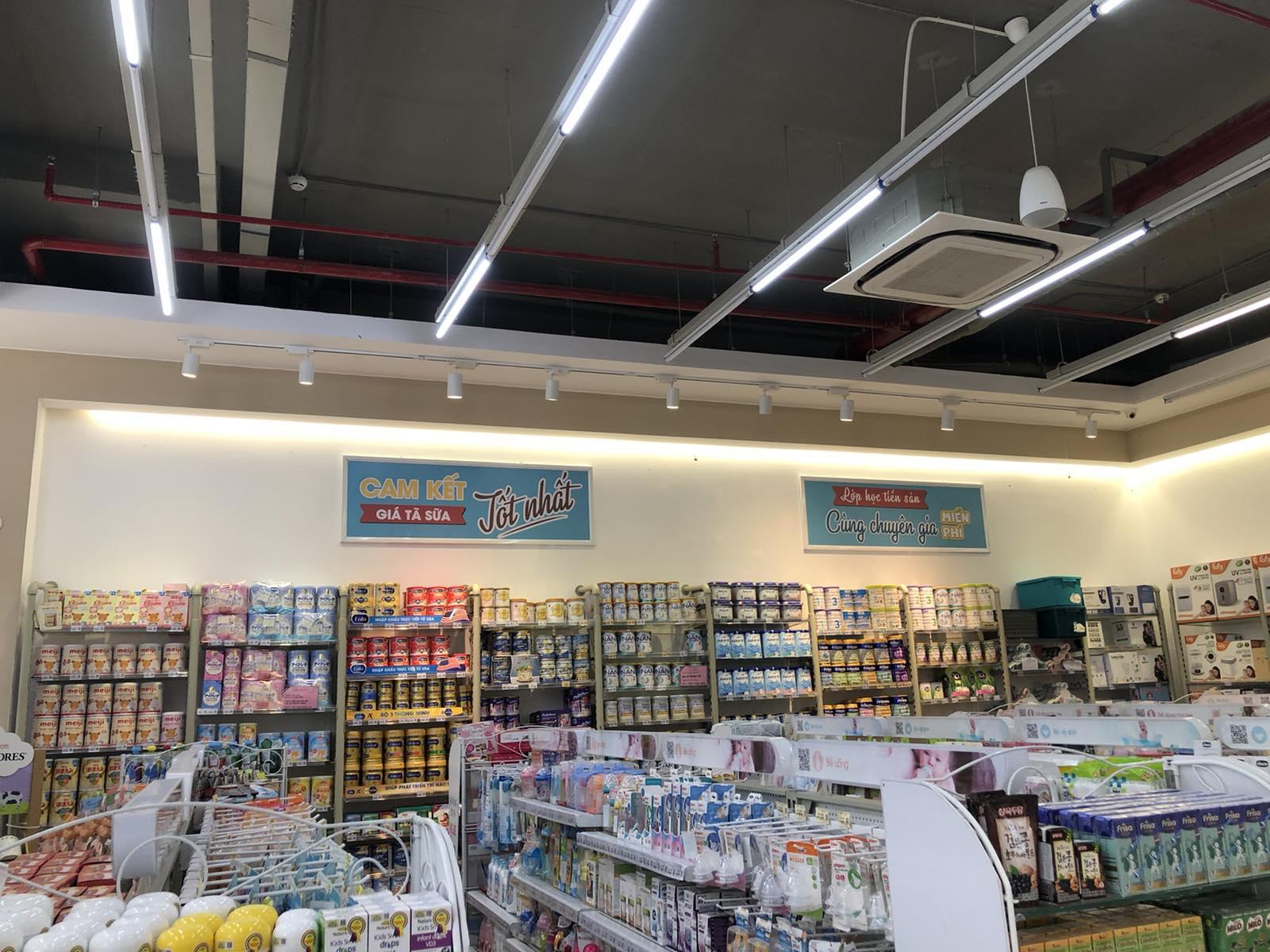 Mua sữa Friso chính hãng tại Bibomart