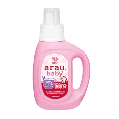 Nước giặt Arau Baby 800ml
