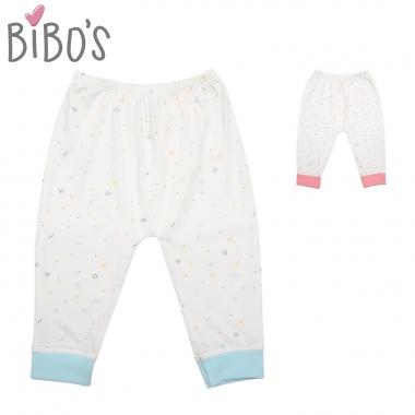 Quần sơ sinh Bibo's hình họa dễ thương