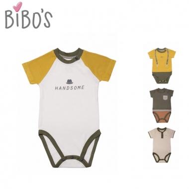 Body tam giác bé trai Bibos bổ trụ