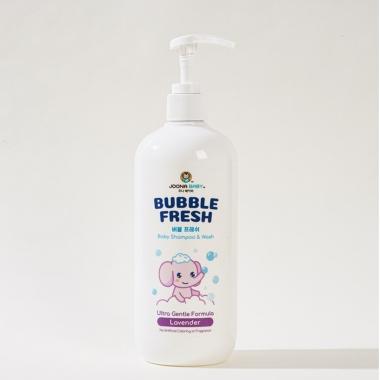 Sữa tắm gội Bubble Fresh hương oải hương 500ml