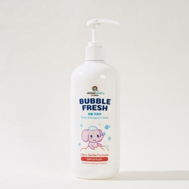 Sữa tắm gội Bubble Fresh hương phong nữ 500ml