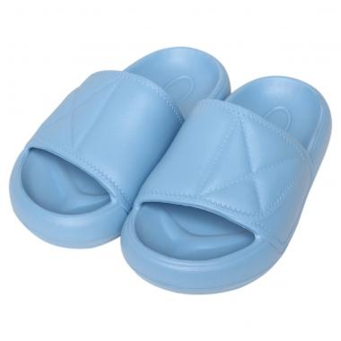 Dép nhựa trẻ em Mario xanh