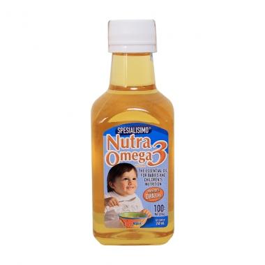 Dầu ăn Nutra Omega 3 cá hồi 240ml (Trên 7 tháng)
