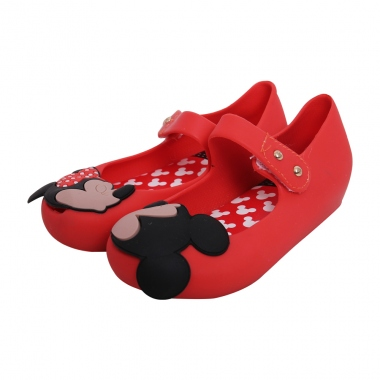 Giày nhựa Bibo's bé gái Mickey