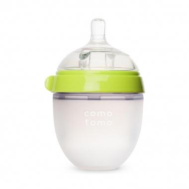 Bình sữa Comotomo xanh 150ml (Tách lẻ)