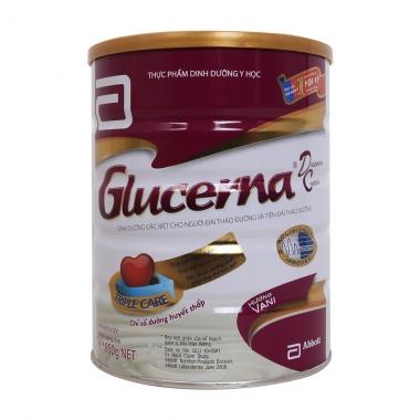 Sữa Glucerna 850g (cho người tiểu đường)
