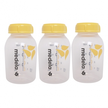 Bộ 3 bình chứa sữa Medela 150ml