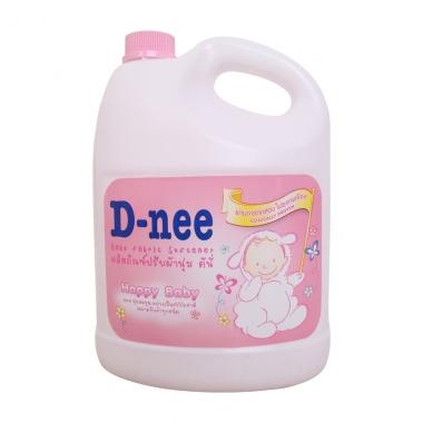 Nước xả vải Dnee hồng 3L