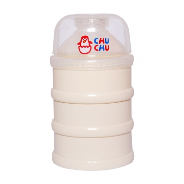 Bộ chia sữa Chuchu Bby 3 ngăn 1104A