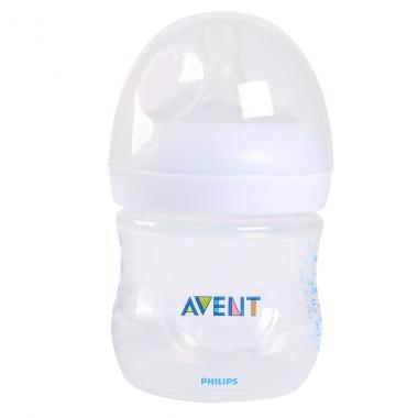 Bình sữa Avent nhựa không có BPA 125ml (Đơn)