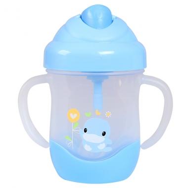 Bình uống nước ống hút Kuku 5452
