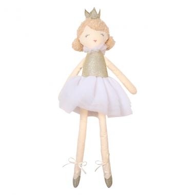 Búp bê bông công chúa váy trắng 75784