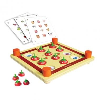 Đồ chơi tìm cặp trái dâu Winwin Toys 67222