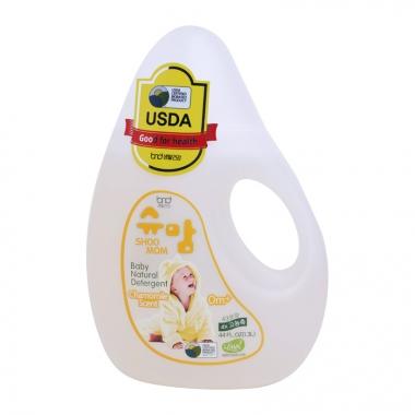 Nước giặt hữu cơ SHOOMOM hương cúc la mã 1.3L