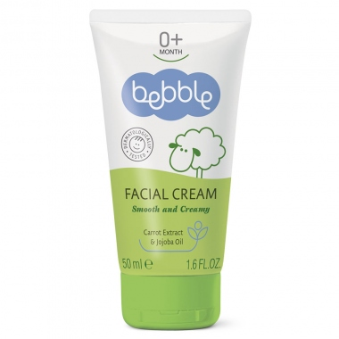 Kem dưỡng ẩm Bebble Facial Cream 50ml