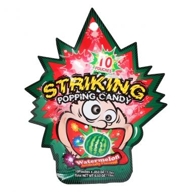 Kẹo nổ Striking vị dưa hấu Watermelon 15g