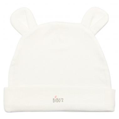 Mũ sơ sinh Bibo's Petit LV260 trắng