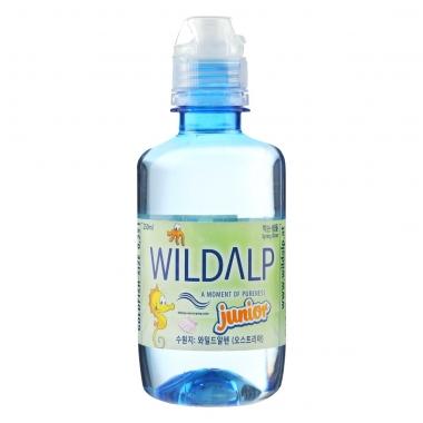 Nước khoáng thiên nhiên không ga Wildalp Junior 250ml