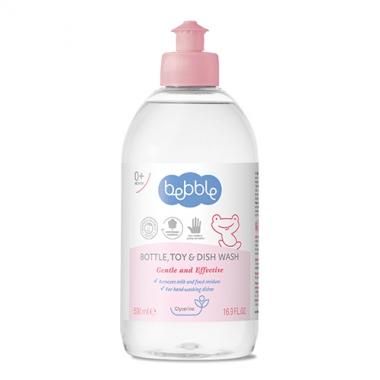 Nước rửa bình sữa và đồ chơi Bebble 500ml