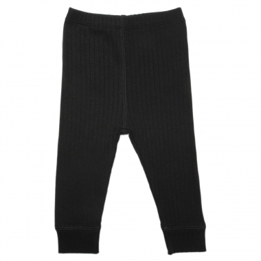Quần legging Bibo's zakka đen (6M, 9M, 1Y)