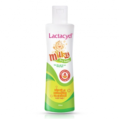 Sữa tắm Lactacyd Milky 250ml mới