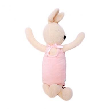 Thỏ bông chào
